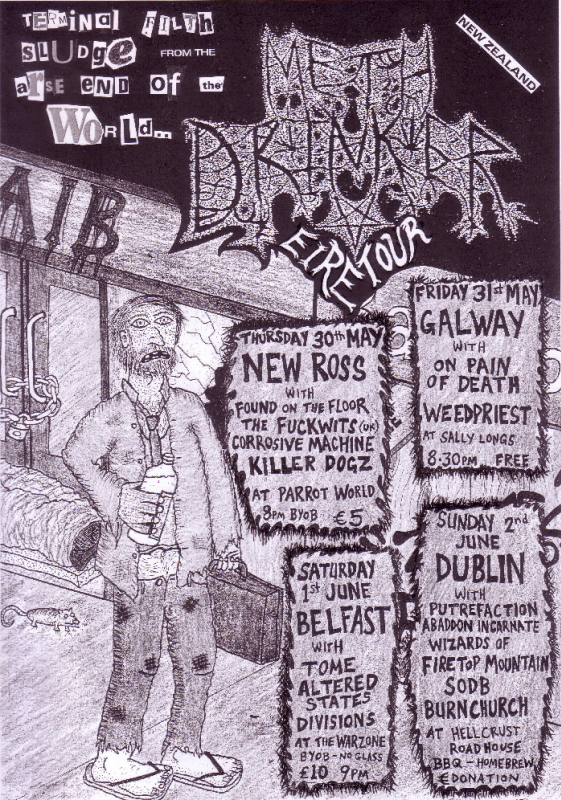 Meth Drinker in Ireland!